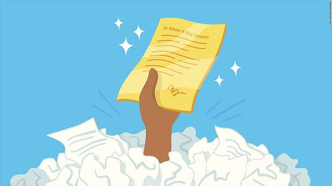 Use these guide to write the best cover letter to get desired job photo