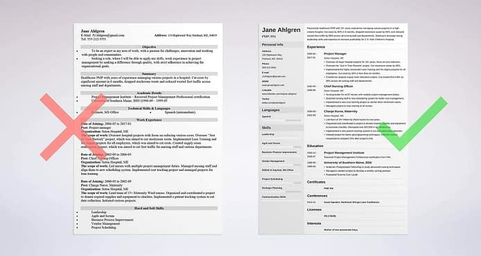 Increase Your Chances Of Getting A Good Job With A Well-Tailored Resume photo